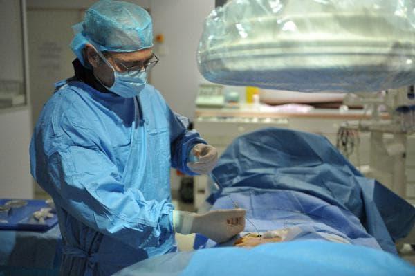 Проведение операции Мармара при варикоцеле