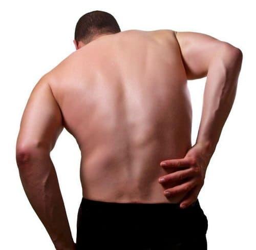 Рак почки боли в спине